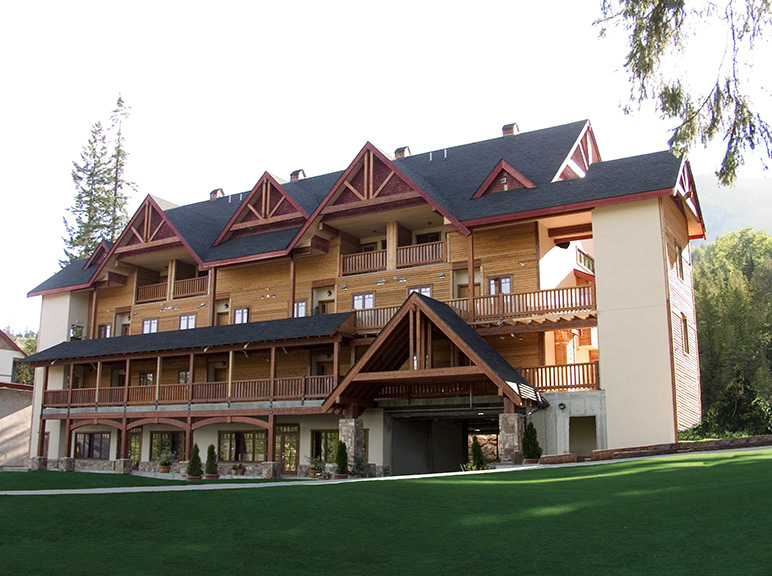 Powderview Lodge  at the Village at Red Mountain For Sale
